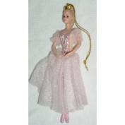 Barbie as the Sugar Plum Fairy in the Nutcracker (Caucasian) - Porcelain Ornament - 1997