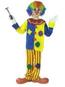 Big Top Clown Costume Child Large
