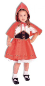 Lil Red Riding Hood Deluxe Toddler Costume