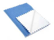 Sterling Silver Jewellery Polishing Cloth Cleaner 15.2cm x20.3cm