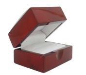 Cherry Wood Ring Box