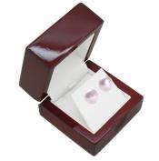 Cherry Wood Earring Gift Box