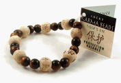 Lucky Karma Bracelet with Tiger's Eye for Protection & Balance by Love & Lucky