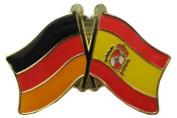 Spain - German Friendship Pin