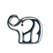 Outline Elephant Pin/Brooch