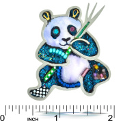 Panda with Bamboo Pin from the Artazia Collection #757 NP
