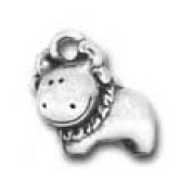 Clayvision Year of the Ox/Bull Chinese Zodiac Charm