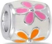 DaVinci Multi-Colour Flower Bead