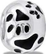 DaVinci Ball Paws Silver Bead