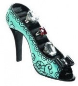 Fabulous Shoe Ring Holder - Aqua