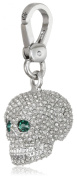 Juicy Couture C-Pave Skull Charm