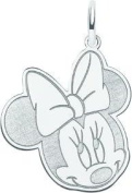 Sterling Silver Disney Minnie Mouse Charm