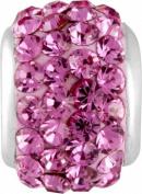 Persona Quiet Poetry Pink Charm fits Pandora, Troll & Chamilia European Charm Bracelets