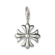 Thomas Sabo Cross Charm, Sterling Silver
