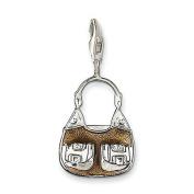 Thomas Sabo Handbag Charm, Sterling Silver