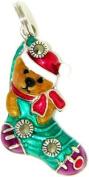 Judith Jack Santa Bear Charm