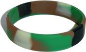 Child Size Camo Wristband for Kid One Camouflage Bracelet
