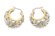 Designer Inspired Filigree Earrings