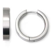 Titanium 20MM Hoop Earrings