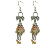 Blossom Earrings - Collectible Jewellery Accessory Dangle Studs Jewel