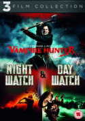 Abraham Lincoln - Vampire Hunter/Night Watch/Day Watch [Region 2]