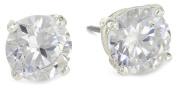 "Kenneth Cole New York ""Shiny Earrings"" Small Crystal Stud Earrings"