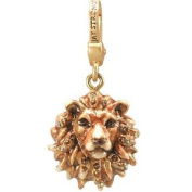 Jay Strongwater Lion Head Charm