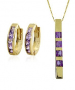 14k Gold Jewellery Set