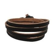 Leather Bracelet Size Adjustable