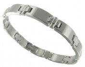 Rochet Roma Mag Solid Stainless Steel Classic Mens Bracelet