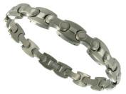 Rochet Roma Stainless Steel Modern Industrial Design Elegant Mens Bracelet