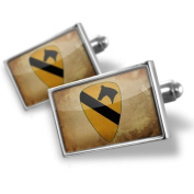 Neonblond Cufflinks 1st Cavalry Division United States - cuff links for man