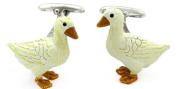 Duck Cufflinks by SAFARI