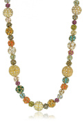 """Lenora Dame """"Retro"""" All Decked Out In. Bright's Choker Necklace"""