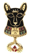 Bastet Pendant - Collectible Medallion Necklace Accessory Jewellery