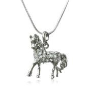Adorable Little Horse Charm Pendant Necklace Fashion Jewellery