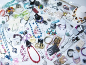 Brand New 12 Piece Mixed Grab Bag Name Brand Jewellery Lot