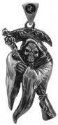 Reaper Pendant - Collectible Medallion Necklace Accessory Jewellery