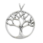 Celtic Tree of Life Sterling Silver Pendant