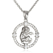 Chinese Zodiac Monkey Pendant -45.7cm