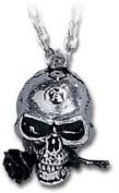 The Alchemist Alchemy Gothic Skull Necklace