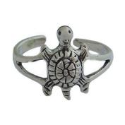 Hawaiian Sea Turtle Sterling Silver Toe Ring Jewellery