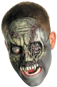 Chinless Walking Zombie Mask Adult Halloween Accessory