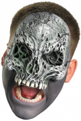 Costumes For All Occasions DG39341 Chinless Dark Skull Mask
