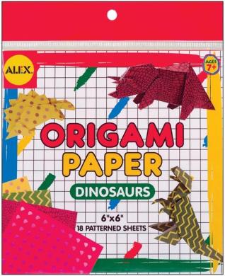 Alex Toys Origami Dinosaurs