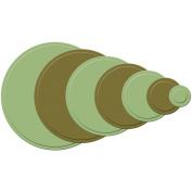 Spellbinders S4-116 Nestabilities Small Standard Circles Die Template