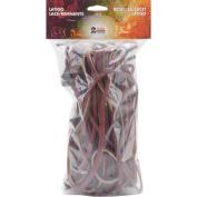 Leather Factory Latigo Lace Assorted 0.2kg Bag-Assorted Colours & Sizes