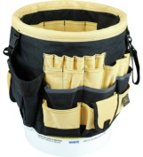 61-Pocket In and Out Bucket Organiser