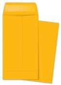 Coin Envelopes, 7 Coin, 28lb., 500/BX, Brown Kraft. 500 EA/BX.