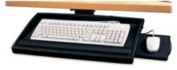 Compucessory CCS25004 Keyboard Tray- w-Articulating Arm- 22-.50in.x11-.75in.- Black